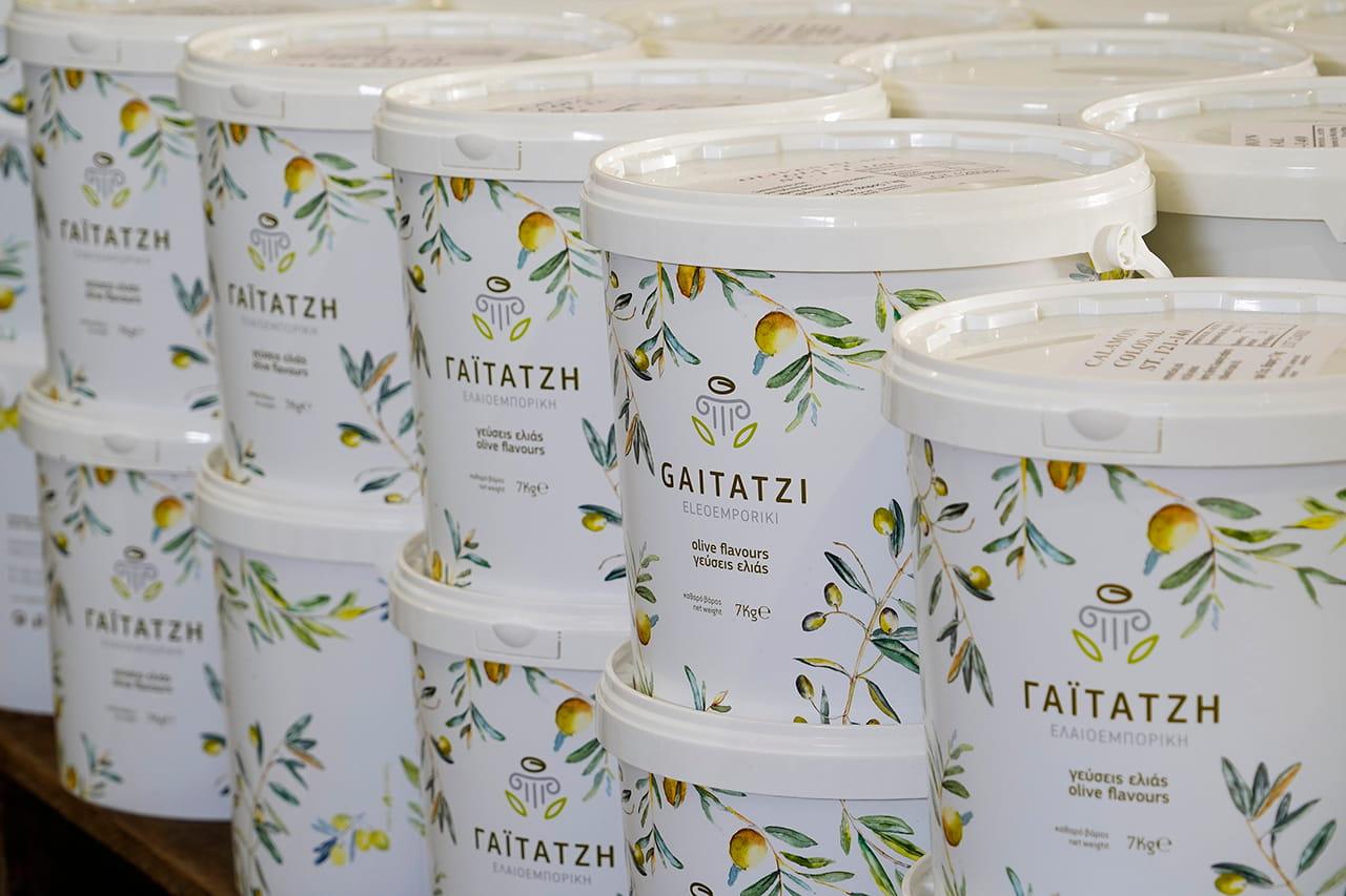 Γαϊτατζή - Η Εταιρεία μας